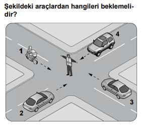 trafik 7 1 2021 Nisan Ayı Ehliyet Sınav Soruları Çöz