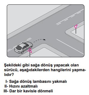 trafik 9 2 2021 Mayıs Ayı Ehliyet Sınav Soruları Çöz