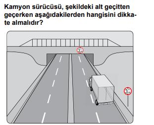 trafik 9 3 2021 Haziran Ayı Ehliyet Sınav Soruları Çöz