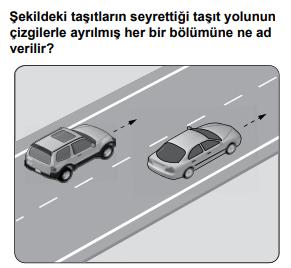 trafikk 2021 Haziran Ayı Ehliyet Sınav Soruları Çöz