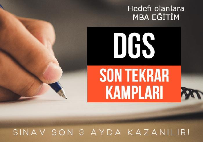 2021 DGS Matematik Son Tekrar Kampları - Online Canlı Dersler