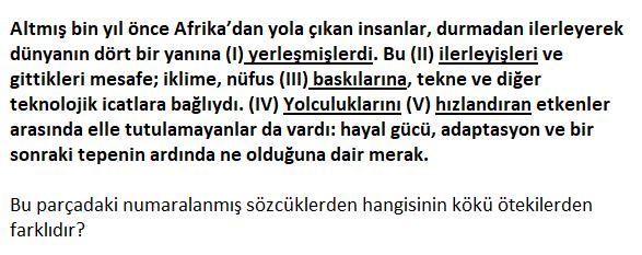 1 13 2021 TYT Türkçe Sözcük Yapısı Test Çöz-1