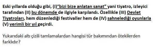 1 14 2021 TYT Türkçe İsim (Ad) Testi Çöz-1