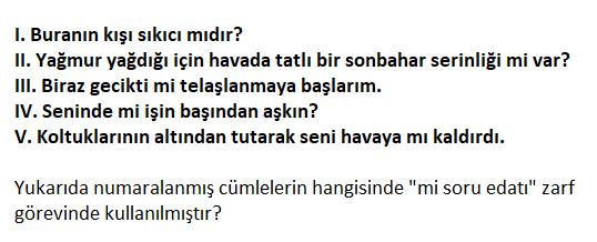 2 15 2021 TYT Türkçe Zarf Testi Çöz-1