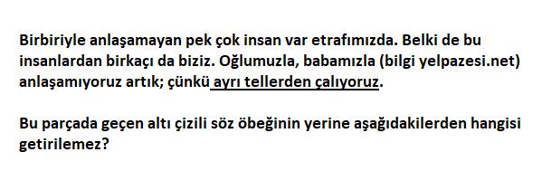 2 3 2021 KPSS Türkçe Deyimler ve Atasözleri Testi Çöz-1