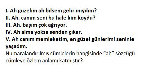 2 2021 TYT Türkçe Edat-Bağlaç Testi Çöz-1