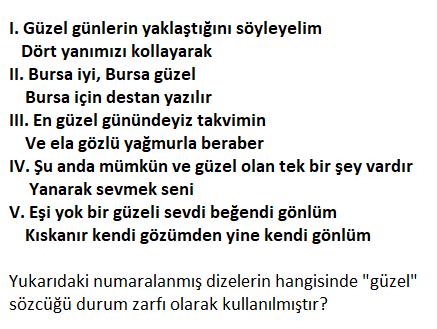 3 2021 TYT Türkçe Zarf Testi Çöz-1
