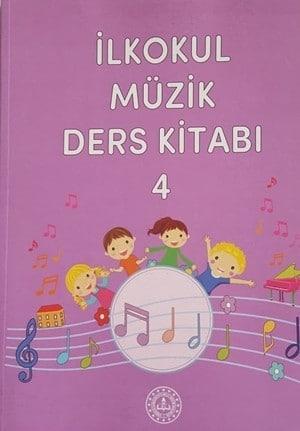 4. Sınıf Müzik Ders Kitabı PDF