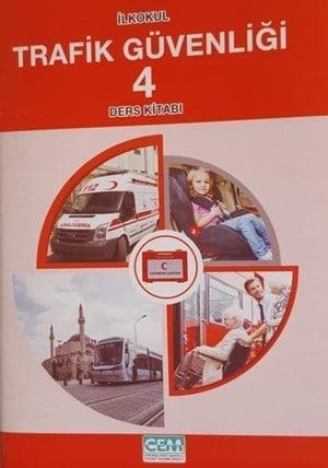 4. Sınıf Trafik Güvenliği Ders Kitabı