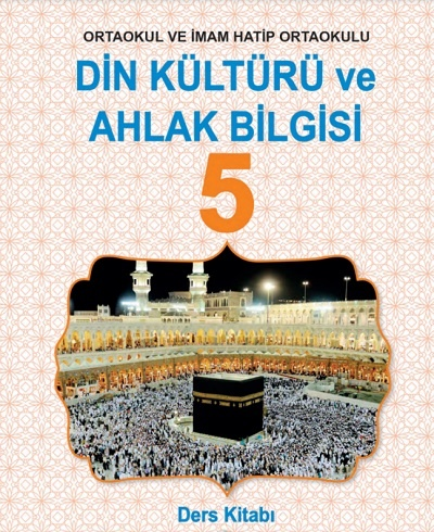 5. Sınıf Din Kültürü Ders Kitabı PDF indir MEB