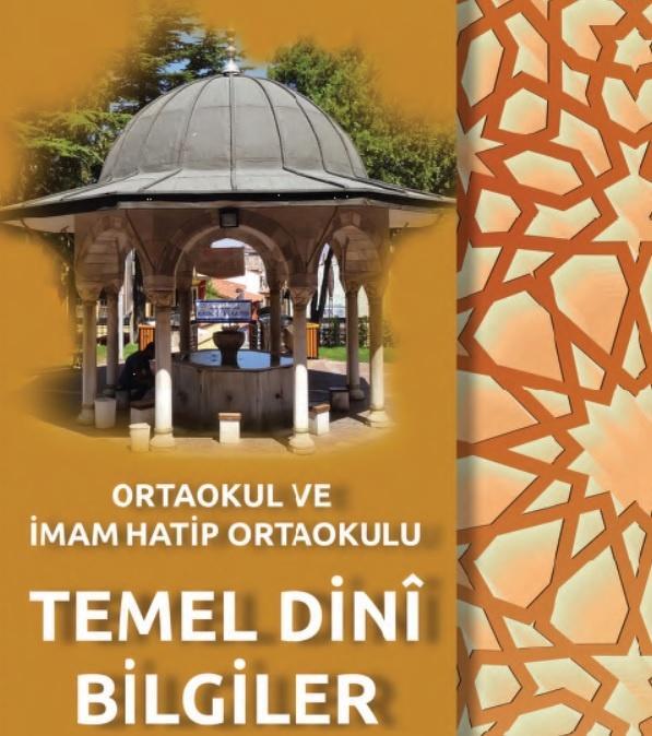 5. Sınıf Temel Dini Bilgiler Ders Kitabı PDF