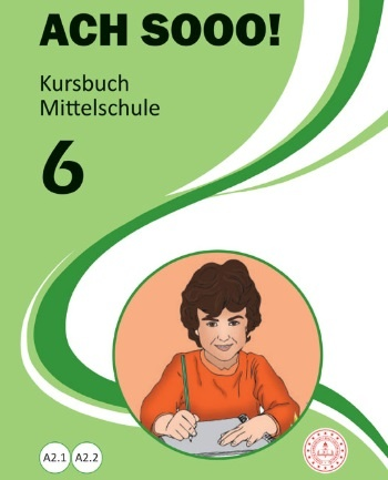 6. Sınıf Almanca Ders Kitabı PDF Indir MEB (2021-2022)