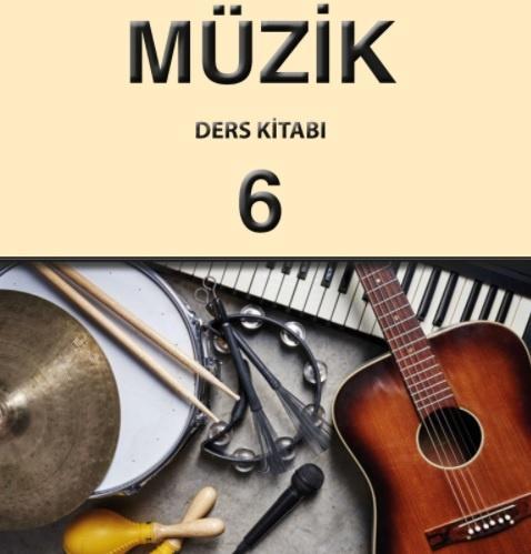 6. Sınıf Müzik Ders Kitabı PDF Indir MEB (2021-2022)