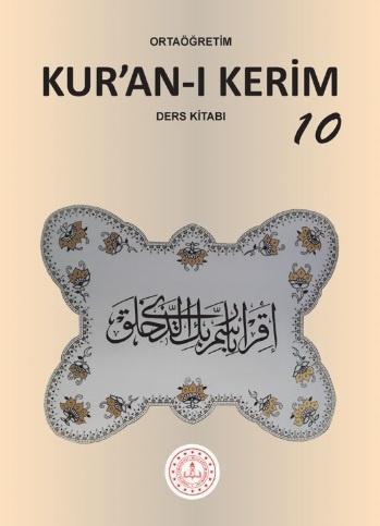 10. Sınıf Kur'an-I Kerim Ders Kitabı PDF İndir MEB (2021-2022)