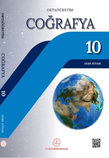 10. Sınıf Coğrafya Ders Kitabı PDF İndir MEB (2021-2022)