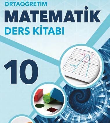 10. Sınıf Matematik Ders Kitabı PDF İndir MEB (2021-2022)