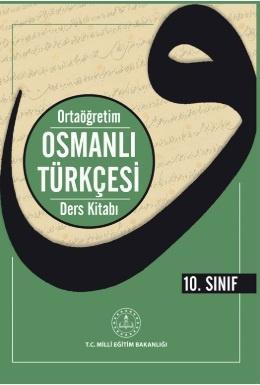 10. Sınıf Osmanlı Türkçesi Ders Kitabı PDF İndir MEB (2021-2022)