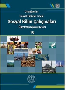 10. Sınıf Sosyal Bilim Çalışmaları Ders Kitabı PDF İndir MEB (2021-2022)