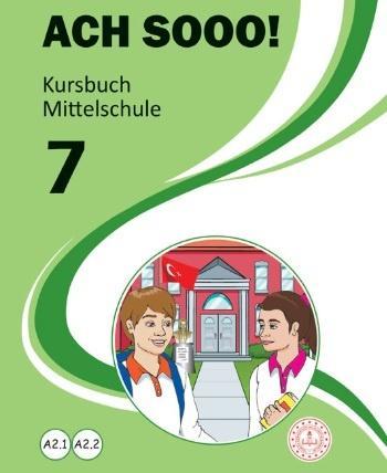 7. Sınıf Almanca Ders Kitabı PDF Indir MEB (2021-2022)
