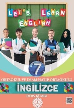 7. Sınıf İngilizce Ders Kitabı PDF Indir MEB (2021-2022)