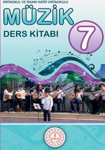 7. Sınıf Müzik Ders Kitabı PDF Indir MEB (2021-2022)