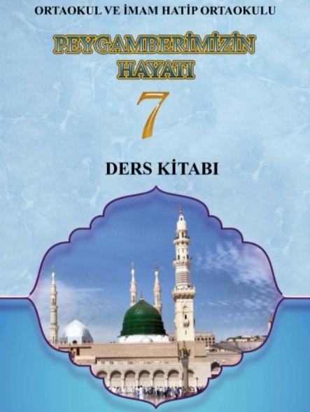 7. Sınıf Peygamberimizin Hayatı Ders Kitabı PDF Indir MEB (2021-2022)