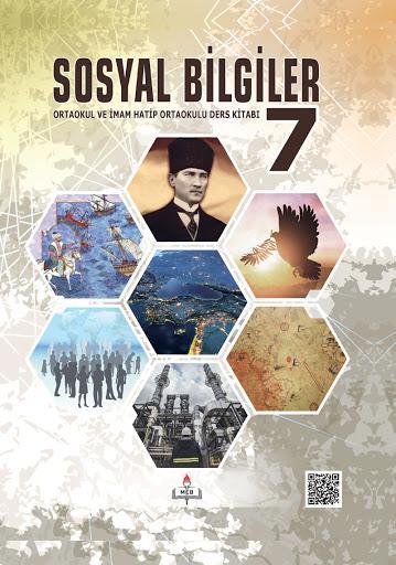 7. Sınıf Sosyal Bilgiler Ders Kitabı PDF Indir MEB (2021-2022)