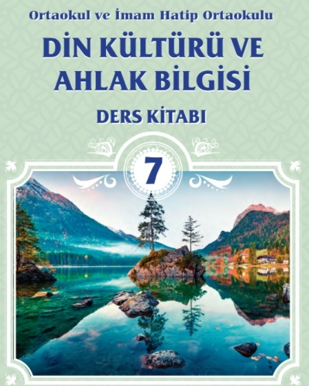 7. Sınıf Din Kültürü Ders Kitabı PDF Indir MEB (2021-2022)