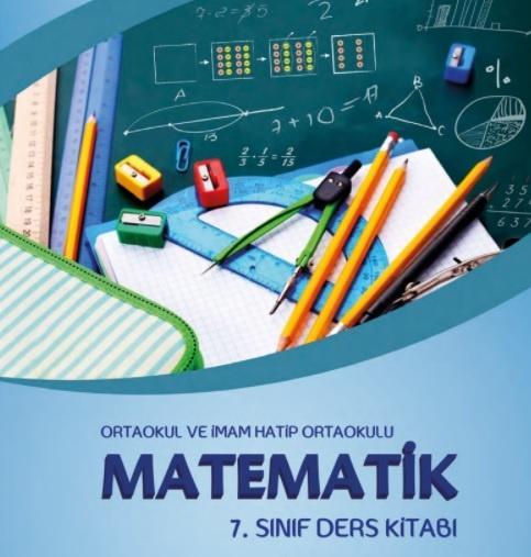 7. Sınıf Matematik Ders Kitabı PDF Indir MEB (2021-2022)