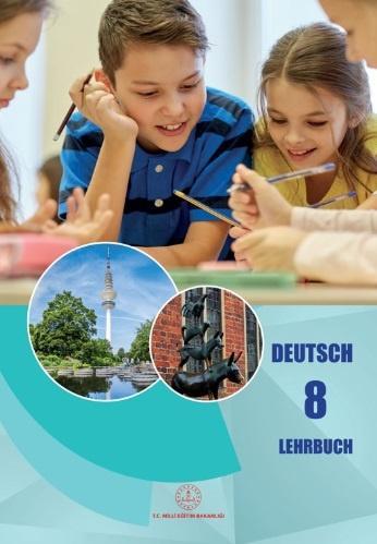 8. Sınıf Almanca Ders Kitabı PDF İndir MEB (2021-2022)