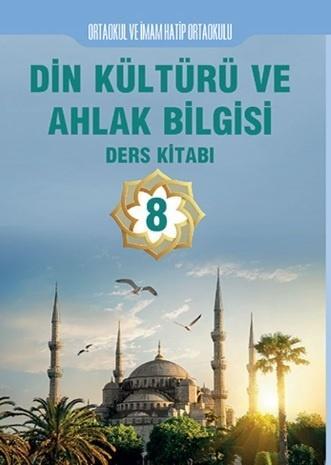 8. Sınıf Din Kültürü Ders Kitabı PDF İndir MEB (2021-2022)