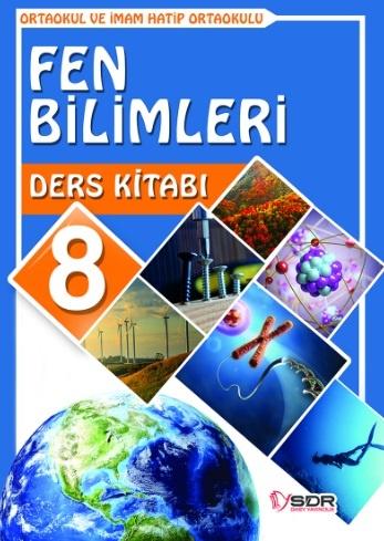 8. Sınıf Fen Bilimleri Ders Kitabı PDF İndir MEB (2021-2022)