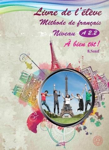 8. Sınıf Fransızca Ders Kitabı PDF İndir MEB (2021-2022)