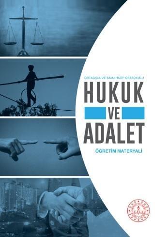 8. Sınıf Hukuk Ve Adalet Ders Kitabı PDF İndir MEB (2021-2022)