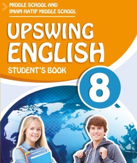 8. Sınıf İngilizce Ders Kitabı PDF İndir MEB (2021-2022)