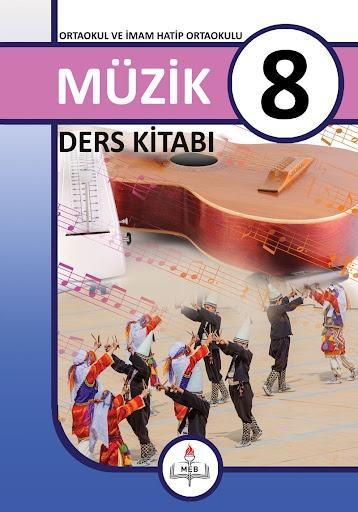 8. Sınıf Müzik Ders Kitabı PDF İndir MEB (2021-2022)