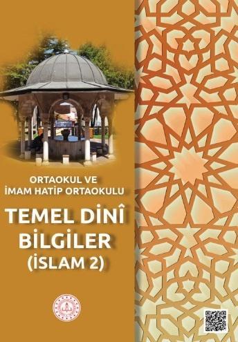 8. Sınıf Temel Dini Bilgiler Ders Kitabı PDF İndir MEB (2021-2022)