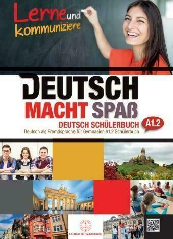 9. Sınıf Almanca Ders Kitabı PDF İndir MEB (2021-2022)