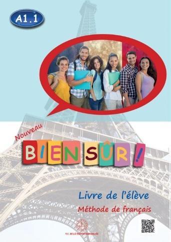 9, 10, 11, 12. Sınıf Fransızca Ders Kitabı PDF İndir MEB (2021-2022)