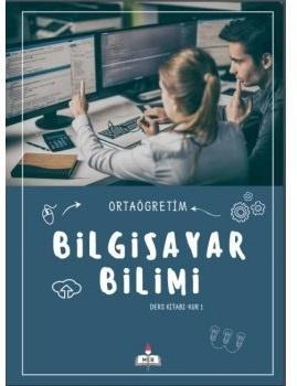 Lise Bilgisayar Bilimi Ders Kitabı PDF İndir MEB (2021-2022)