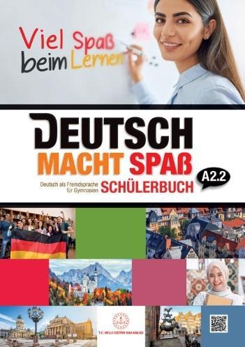11. Sınıf Almanca Ders Kitabı PDF İndir MEB (2021-2022)