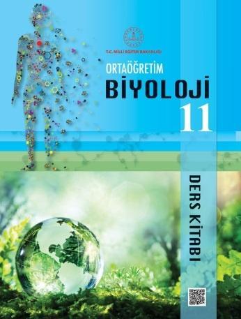 11. Sınıf Biyoloji Ders Kitabı PDF İndir MEB (2021-2022)