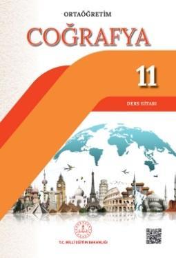 11. Sınıf Coğrafya Ders Kitabı PDF İndir MEB (2021-2022)