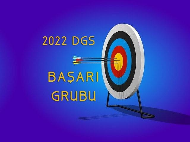 2022 DGS Başarı Grubu